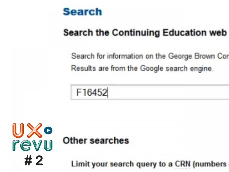 Screen shot of a search box taken from the subject site